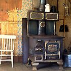 Majestic Stove by Danny Key