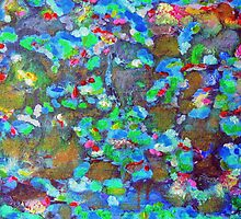 The Great Barrier Reef- by gillsart
