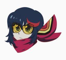 Ryuko by cluelesswonder