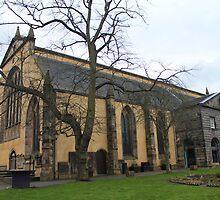 Greyfriar's Kirk, Edinburgh by Pat Millar