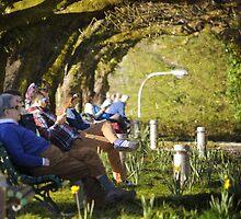 Spring days by rentedochan