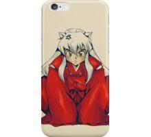 Inuyasha iPhone Case/Skin