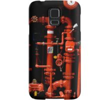 Fire Hydrant - Brisbane Samsung Galaxy Case/Skin