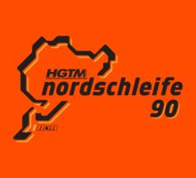 HGTM Nordschleife 90 logo flame by RlyRbshRacing