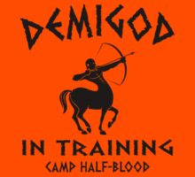 Demigod In Training - Camp Half-Blood  by 4season