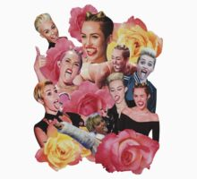 Miley's Tongue  by mik3hunt