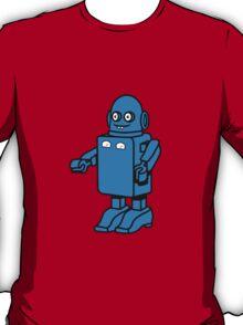 Robot funny cool design funny cartoon T-Shirt