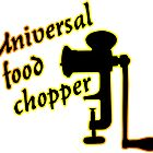 Universal food chopper by masterchef-fr