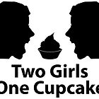 2 girls, 1 cupcake by masterchef-fr
