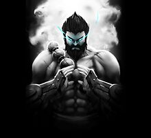 Udyr - League of Legends - LoL - The Spirit Guard by sakha
