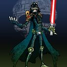 Judge Darth (alternate version) by Bleee