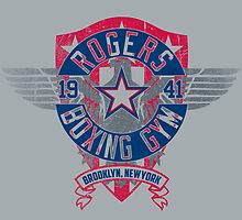 Rogers Boxing Gym 2 on Steel by popnerd