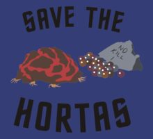Save The Hortas (Star Trek) by blackrock3