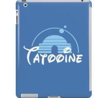Tatooine Entertainment iPad Case/Skin