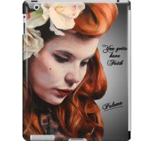 Paloma Faith iPad Case/Skin