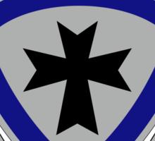 166th Infantry Regiment - Follow Me Sticker