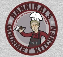 Hannibal's Gourmet Kitchen by geothebio