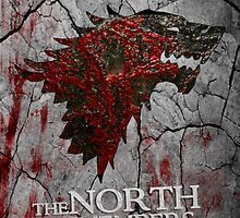 Game of Thrones - The North Remembers - House Stark by Rob Hansen