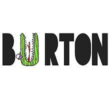 Tim Burton Poster 1 by Carine Koumriqian