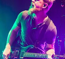 Mark Hosking of Karnivool - iPhone Case by HoskingInd
