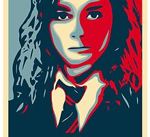 I'm Hermione Granger by husavendaczek