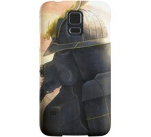 Iron Samurai Samsung Galaxy Case/Skin