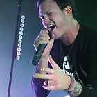 Tom DeLonge - Angels & Airwaves / Blink 182 - iPhone Case by HoskingInd