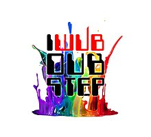 i love dubstep wht by markusian
