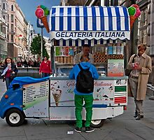 Gelateria Italiana by phil decocco