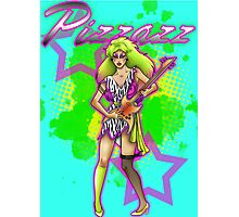 Pizzazz from the Misfits Photographic Print