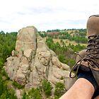 Wyoming Hike  by Jesse Diaz