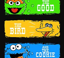 The Good, The Bird and The Cookie by sarahbevan11
