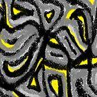 A Grey Pattern, Illuminated by Jana Gilmore