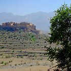 the Kasbah of Tizourgane by supergold