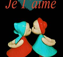 Je T'aime by bloonimages14