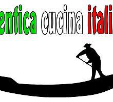 Authentic italian food by masterchef-fr