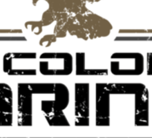 Colonial Marines Sticker