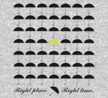 Right Place | Right Time - Himym by Bitlandia