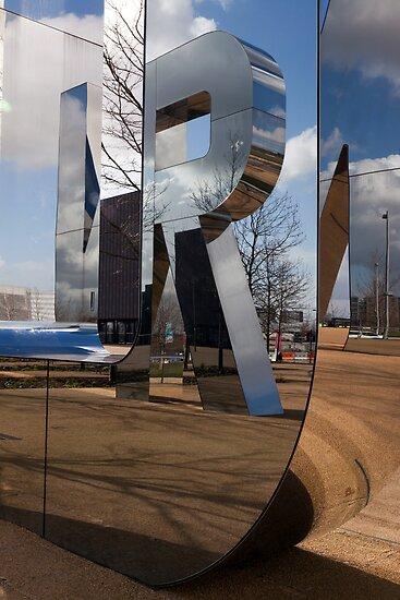 Abstrsact view of Run by John Gaffen