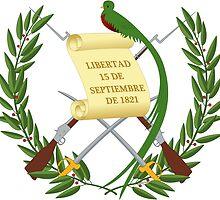National Emblem of Guatemala  by abbeyz71