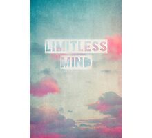 limitless mind Photographic Print