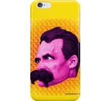 Nietzsche Multi-Heads 1 - by Rev. Shakes  iPhone Case/Skin