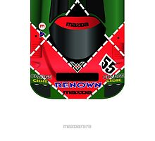 Mazda 787B by Peter Dials