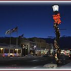 """""""Beautiful, Downtown, Sparta, MI"""" by Deb  Badt-Covell"""