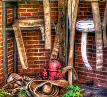 Hydrant and Hoses by Kyle Wilson