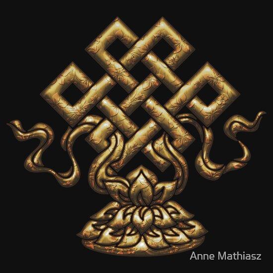 Buddhist Symbol For Eternal Love