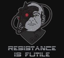 Resistance Is Futile by KDGrafx