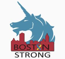 Boston Strong by seazerka