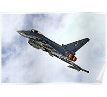 Eurofighter Typhoon EF-2000 F.2 Poster
