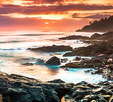Cabarita Headland by Peter Yates